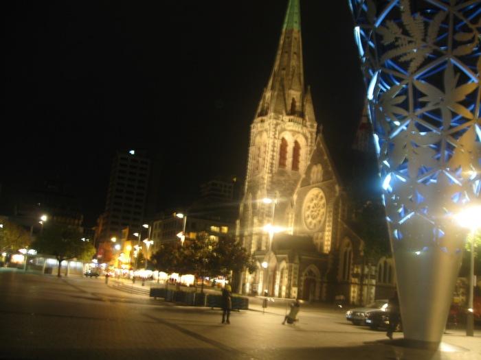 كرايستشيرش فى نيوزلندا بالصور ، معلومات عن كرايستشيرش