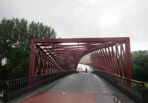 صور جسر تويست فى هولاندا