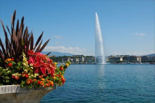 مدينة جنيف السويسرية ، معلومات و صور من جنيف ، جنيف ، سويسرا