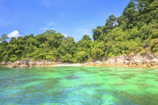 رحلى مصورة الى اجمل جزر تايلاند