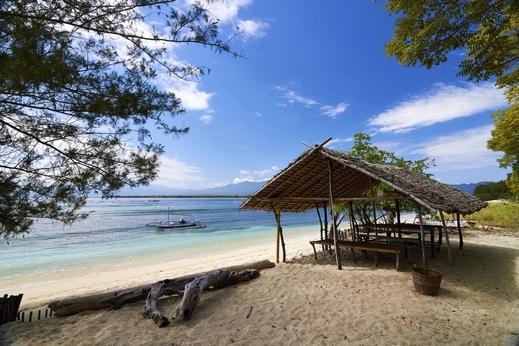 صور السياحة فى جزيرة لومبوك