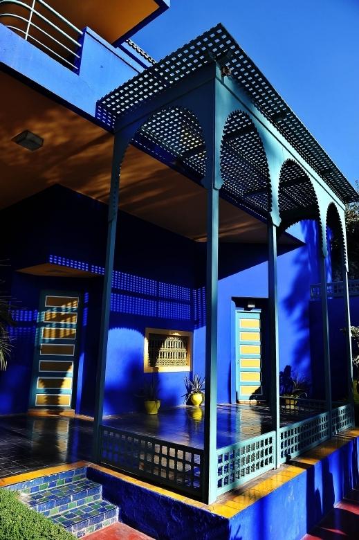 متعة السياحة فى مراكش بالصور