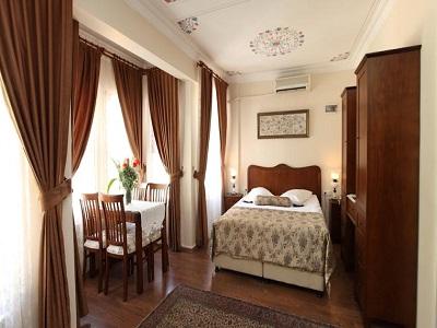 اقضي اجازتك في امتع الفنادق بالقرب من الجامع الازرق