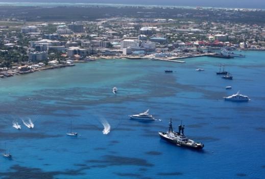 صور البحر الكاريبي