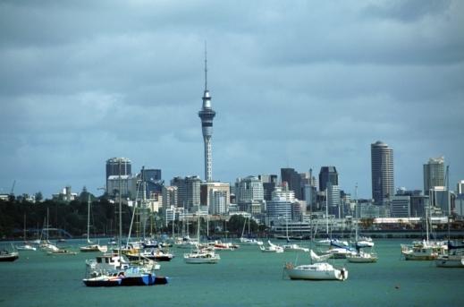 جولة مصورة فى نيوزيلندا