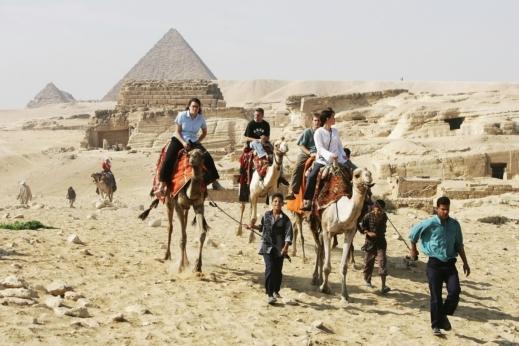 تقرير مصور عن أهرام الجيزة فى مصر صور رائعة