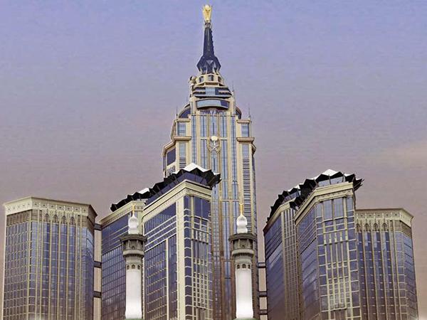 افخم 5 فنادق في مكة المكرمة بالمملكة العربية السعودية