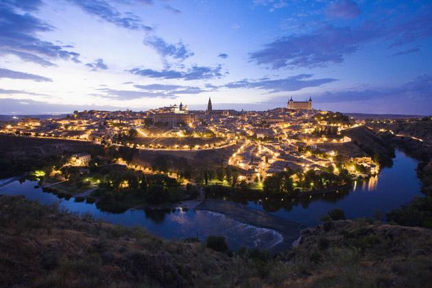 مدينة توليدو إسبانيا