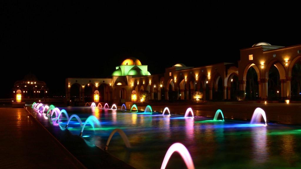 منتجع سهل حشيش في مصر : مثال للرفاهية والاستخاء والمتعة العائلية