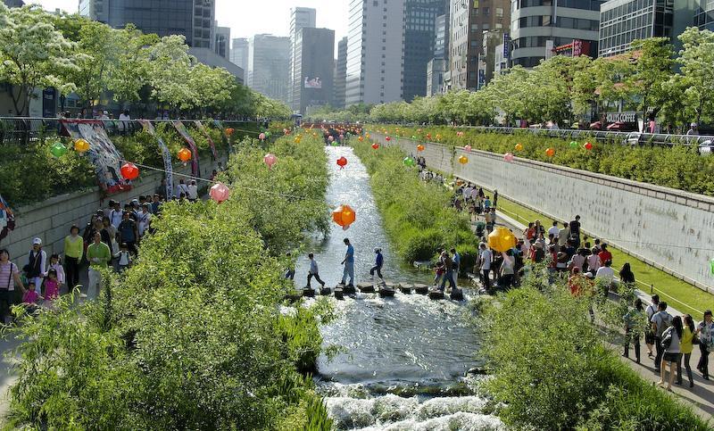 معلومات لمن يريد السياحة فى مدينة سيول العاصمة الكورية الجنوبية