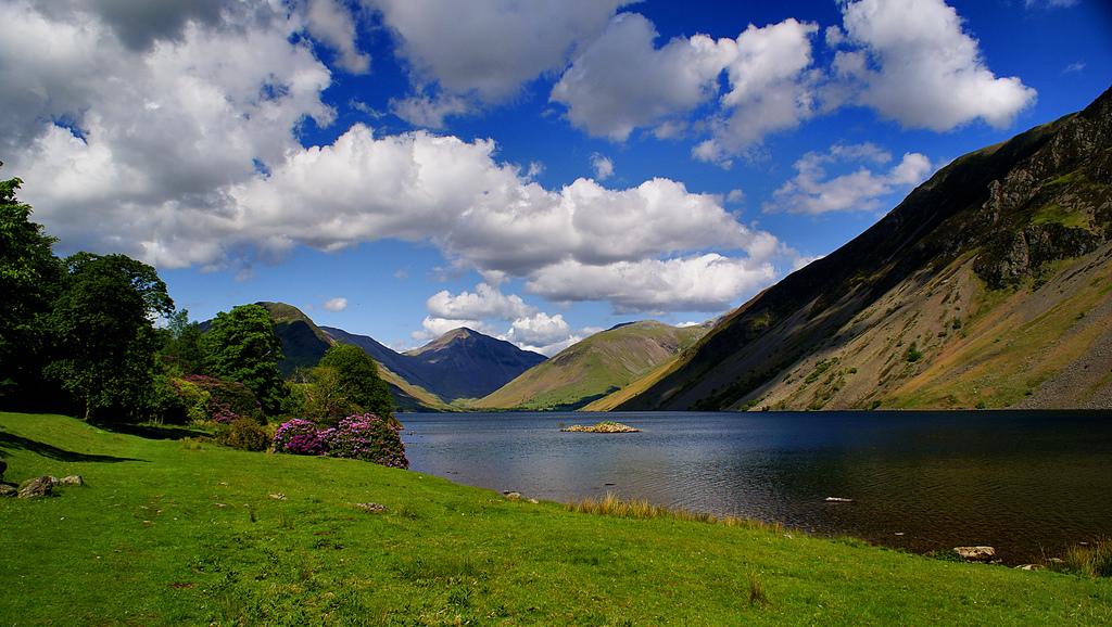 Lake District .. اهم وجهات السياحة في بريطانيا