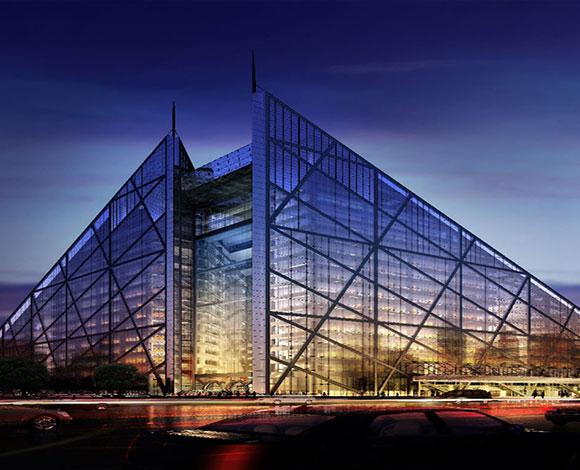 فندق Éclat Beijing في الصين : الحياة داخل فولاذ