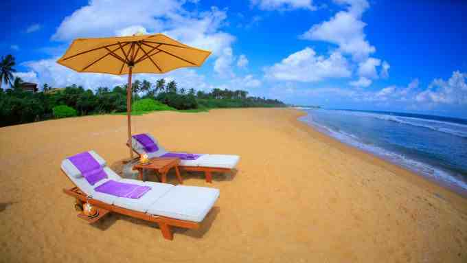 منتجع أديتيا سريلانكا .. المكان الامثل لقضاء عطلة رومانسية