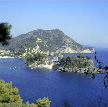 صور جزيرة أيفيا اليونانية : عندما تعانق البحار اليابسة