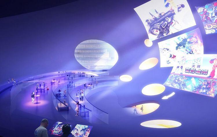 متحف الصين للرسوم المتحركة