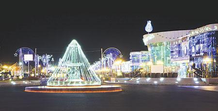 ساحة سوهو في شرم الشيخ