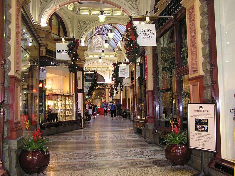 أفضل وجهات التسوق في ملبورن