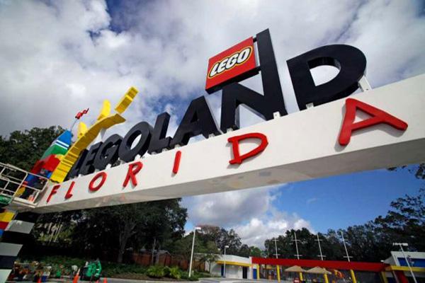 """مدينة """"ليجولاند"""" الجديدة في فلوريدا"""