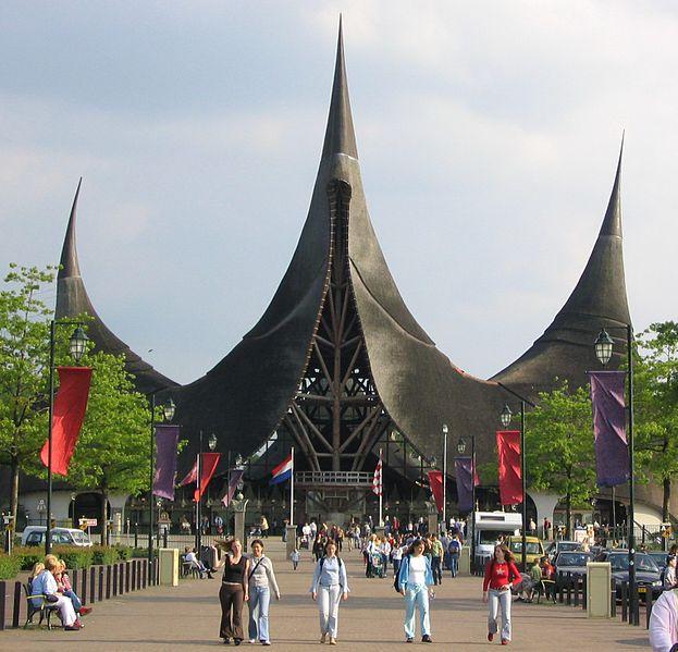 منتزه إفتلينغ الترفيهي وعالم واليبي وورلد فى هولندا