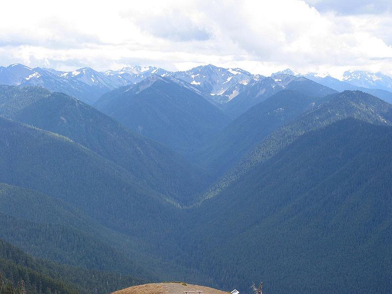 اكثر الحدائق الوطنية زيارة في الولايات المتحدة