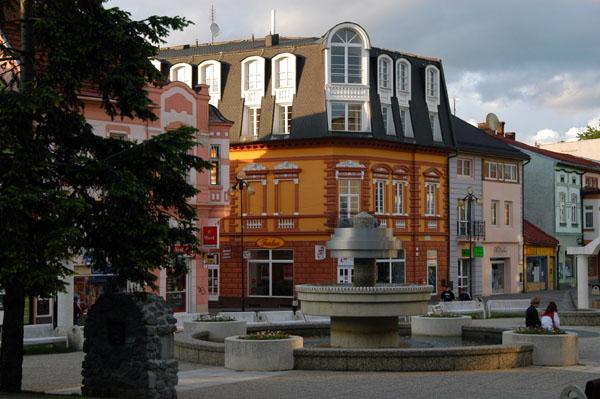صور زيارتى الى بوبراد هي مدينة في شمال سلوفاكيا