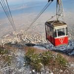 تقرير عن مناطق الجذب السياحي المتنوعة في بورصة