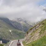 """صور جروسج لوكنر """"الطريق جبال الألب"""""""