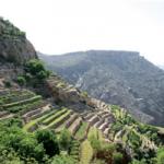 روعة وجمال الجبل الاخضر … سلطنة عمان
