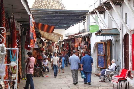 أهم المعالم السياحية والأسواق فى الرباط المغربيه