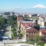 زيارة الى مدينة يريفان المعروفة باسم المدينة الوردية