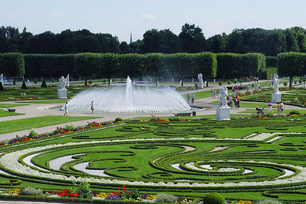 صور حدائق هيرينهاوزن في هانوفر