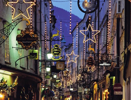 صور شارع جيتريدجاس للتسوق في سالزبورغ, التسوق فى النمسا