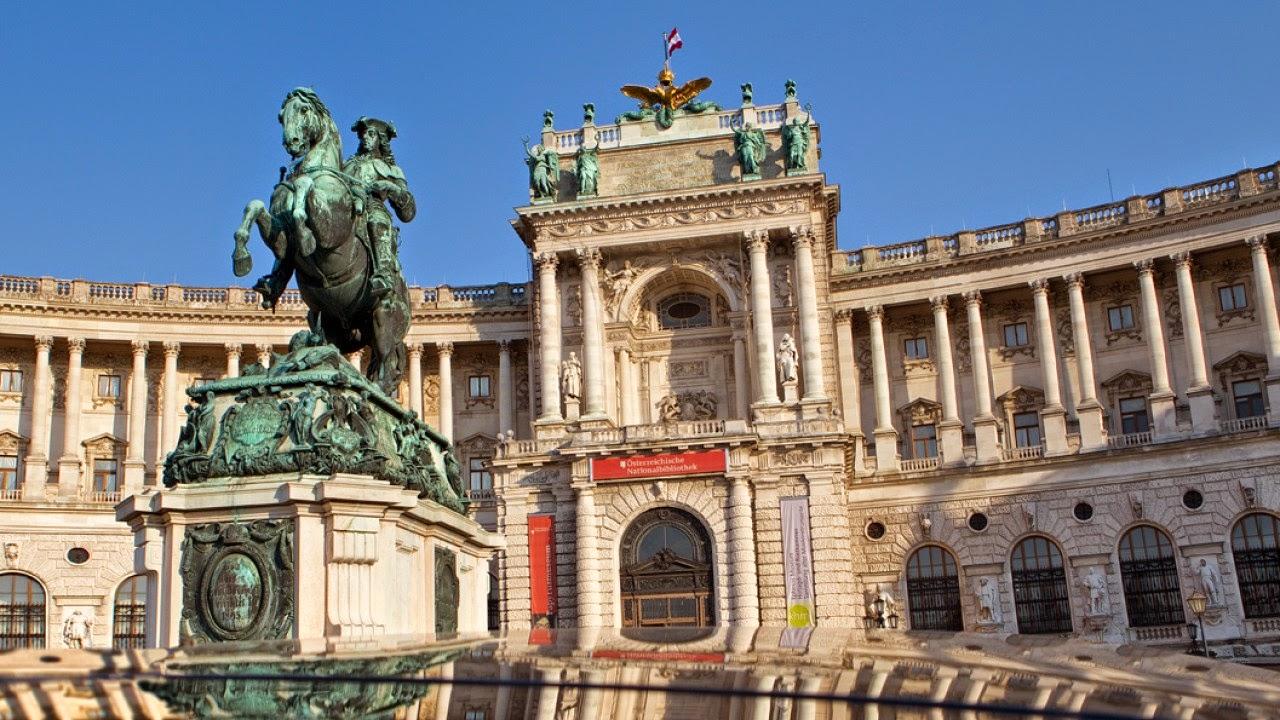 صور القصر الملكي Hofburg في فيينا