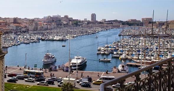أهم الأماكن السياحية في مارسيليا
