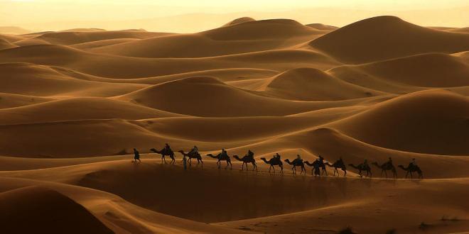 رحلة سياحية لاتنسى فى المغرب