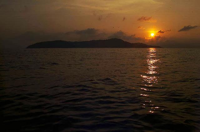 أجمل جزر ماليزيا جزيرة لانج تينجا