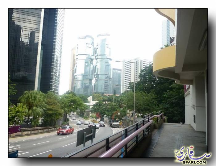 هونج كونج جوهرة أسيا الوحيده