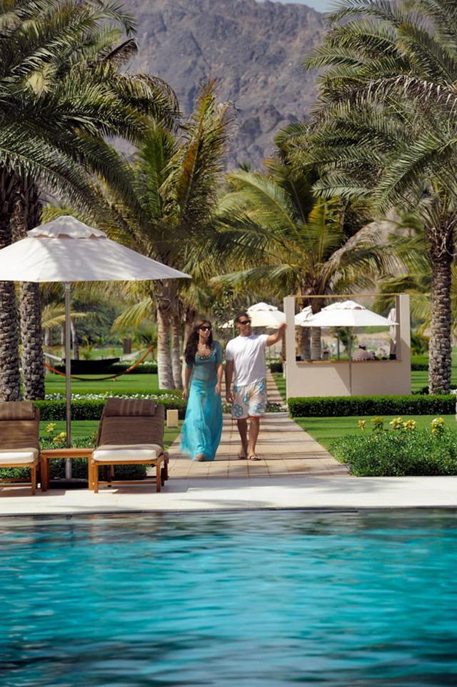 ريتز كارلتون في قصر البستان  سلطنة عمان