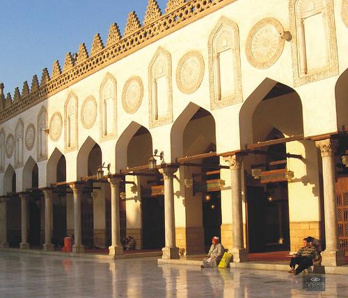 الجامع الازهر تحفة سياحية