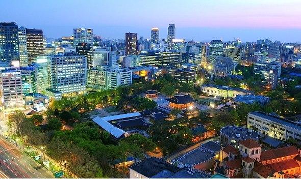رحلتى الى كوريا صور 2013