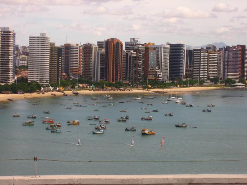 مدينة فورتاليزا ( البرازيل ) جولة رائعة
