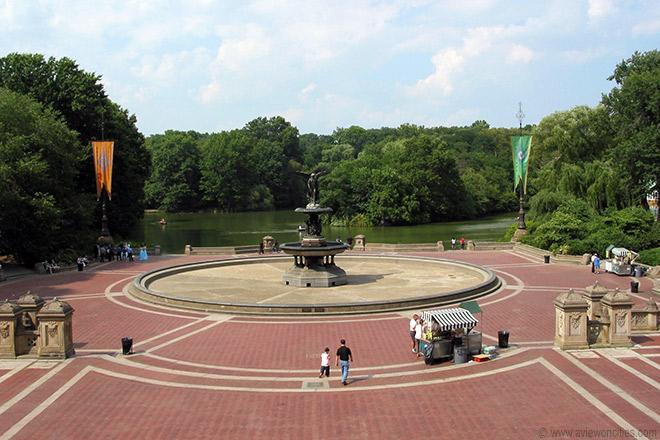 صور لبعض المعالم السياحيه بنيويورك 2013