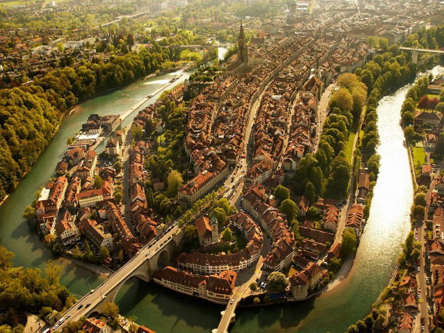 تقرير مصور عن مدينة زوريش السويسرية . Zurich city