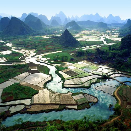الصين , قويلين الصينيه - بالصور
