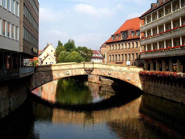 مدينة نونبيرغ الألمانية صور 2013