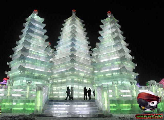 مدينة الصين الثلجيه
