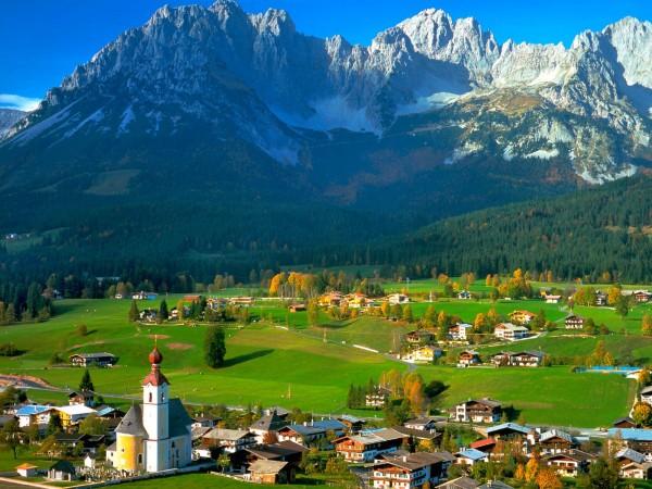النمسا تتحدث عن نفسها بالصور