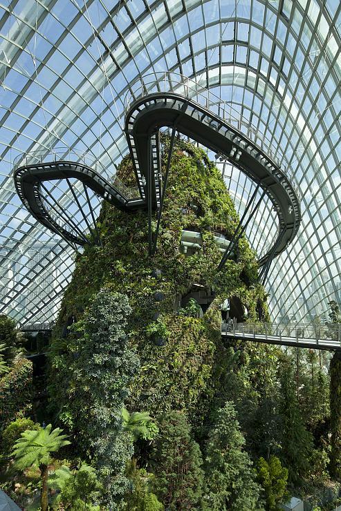 أجمل الحدائق المغلقة في العالم فى سنغافورة ( صور 2014)