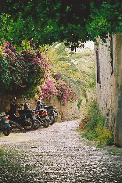 جزيرة رودوس اليونانية - بالصور