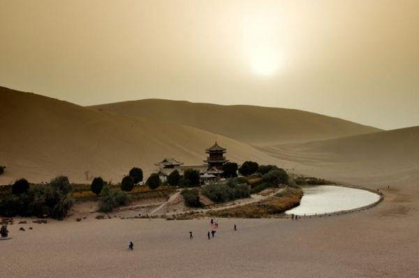 حيرةة الهلآل في الصين ،' - بالصور